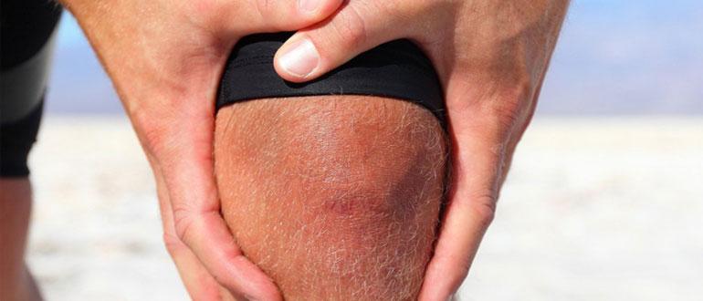 Ушиб мениска коленного сустава