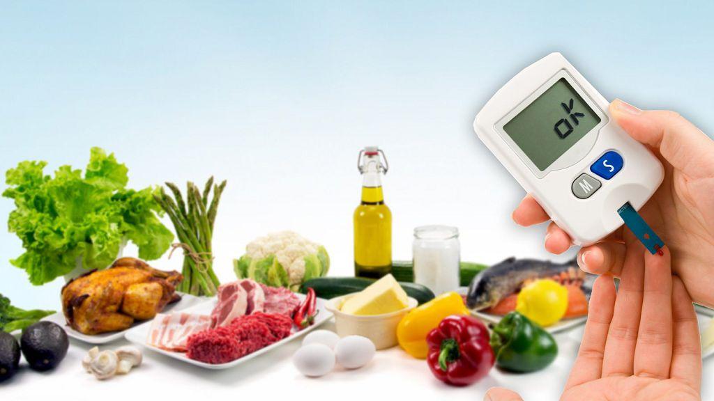 Питание при сахарном диабете первого типа